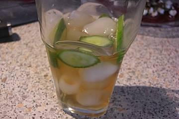 Ingwer-Minze-Limonade