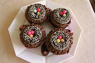 Flowers schokoladige Power-Muffins