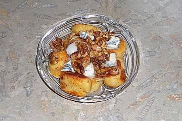 Einfache Gnocchi mit Parmesannote