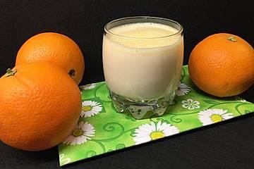 Orangen Lassi