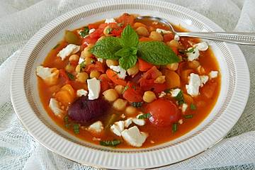 Chicas Kichererbsen-Karotten-Eintopf
