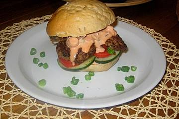 Rosinenkinds Burgersauce Bic Mäc Style