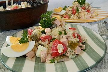 Mutti Sophies Reis-Salat
