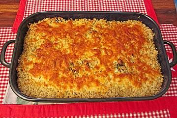 Mediterraner Quinoa-Auflauf