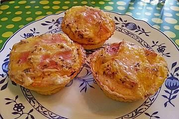 Eier, gebacken