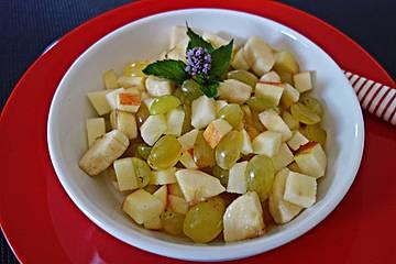 Weintraubensalat à la Gabi
