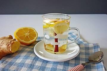 Ingwer-Zitronen-Zimt-Diät