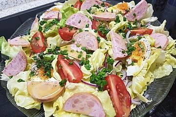 Elsässer Wurstsalat