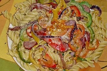 Paprika-Chorizo-Gratin