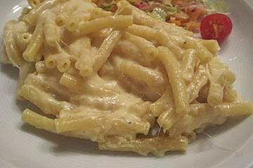 Mac-N-Cheese - einmal auf dem Herd, nicht im Backofen