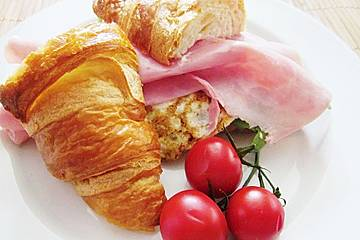 Odenwälder Frühstückscroissants