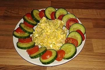 krümeltigers Wurst-Eiersalat