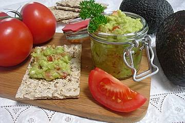 Avocado-Tomaten-Aufstrich
