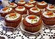 Moehren-Nuss-Kuchen