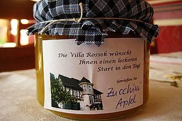 Zucchini-Apfel-Marmelade
