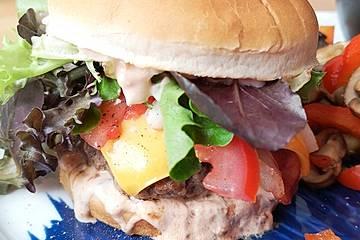 Beste Burgersauce