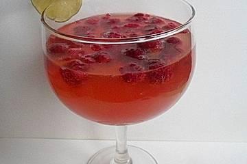 Alkoholfreie Beerenbowle