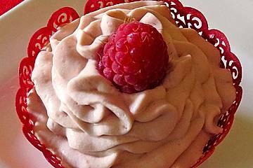 Himbeer-Schoko-Cupcake