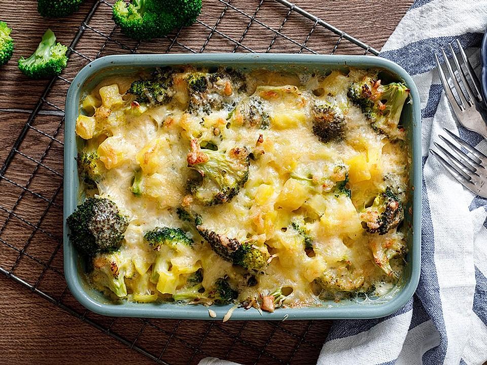 Kartoffel Brokkoli Auflauf Von Monellaa Chefkoch