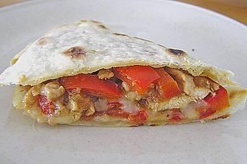 Chicken-Cheese-Quesadillas