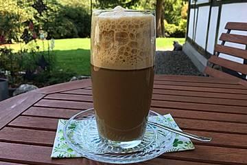 Frappé - griechischer Kaffee