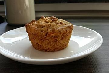 Süß-salzige Muffins