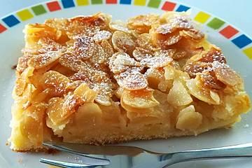 Flowers raffinierter Apfelkuchen