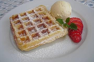 Belgische waffeln rezept rezeptwelt
