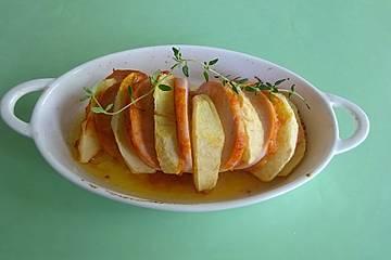 Apfel-Wurst