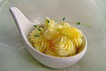 Zitronenbutter