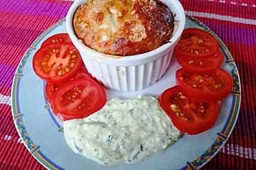 Low Carb Gemüse-Thunfisch-Muffins