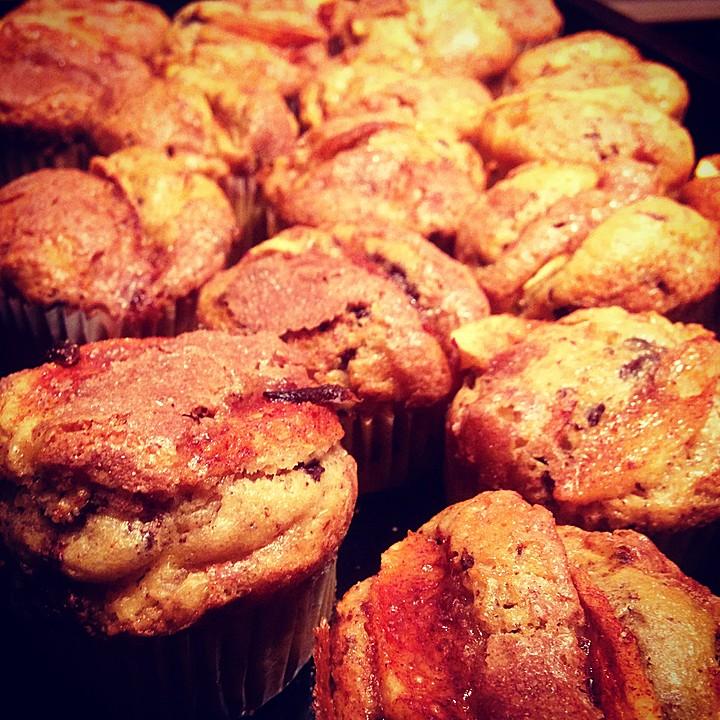 Muffins Backen Mit Ol Rezepte Chefkoch De