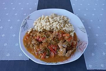 Schmorgulasch