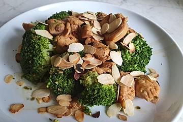 Brokkoli-Huhn