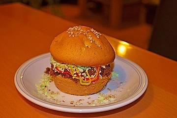 Hamburger Muffins