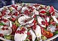 Bunter-Gemueseauflauf-mit-Pesto-Sahne-Sosse