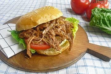 Texas Pulled Pork - eine einfache Variante