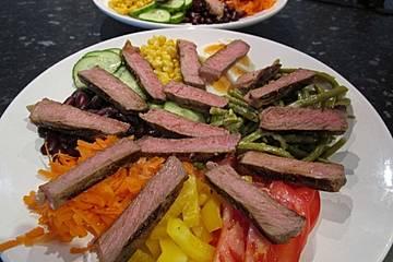 Steakhouse-Salat