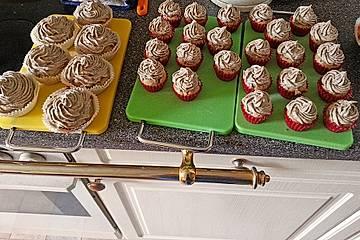 Vegane Oreo-Cupcakes