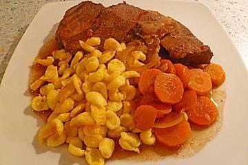 Cola Pot Roast - Colabraten