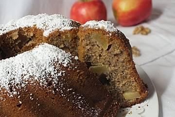 Apfel-Punschkuchen