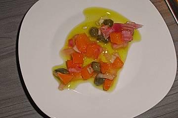 Salatsoße à la Teneriffa