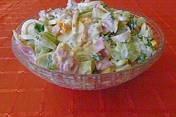 Eier-Lauch-Salat