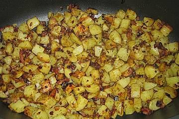 Bratkartoffeln einmal anders
