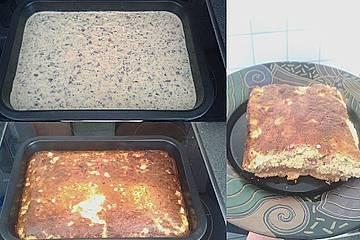 Kräuter - Speckkuchen