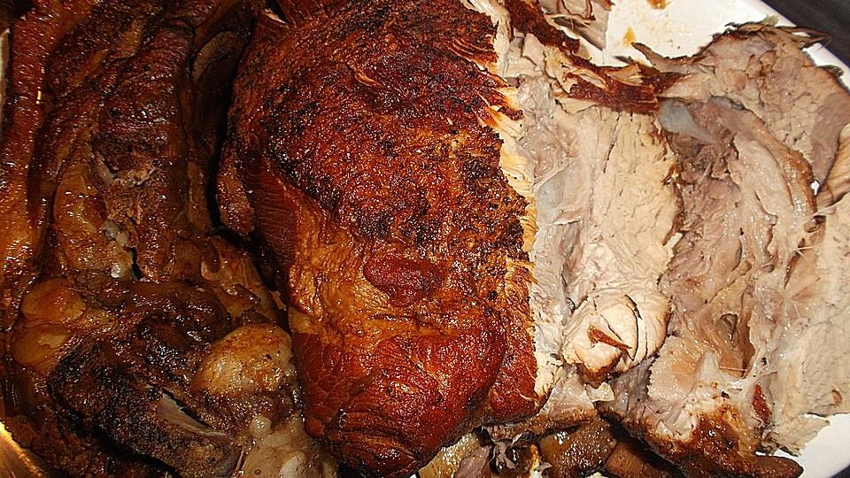 dicken schwarzen fleisch