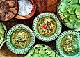 Artischocken-mit-einer-Dijonsenf-Tomaten-Vinaigrette