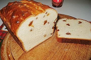 Stuten nach 10 Minuten - Brot Rezept