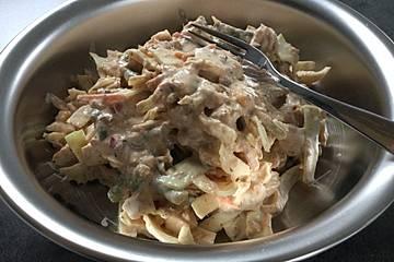 Chicoree-Thunfischsalat