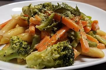 Schupfnudeln mit Gemüse